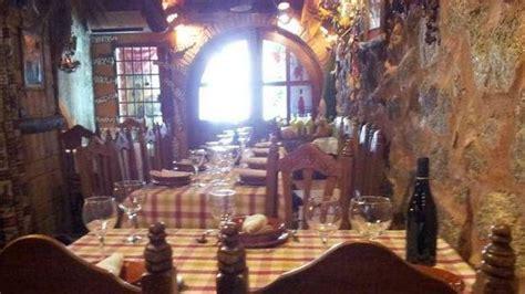 Restaurante Boiga de Cumias en San Martin De Trevejo ...