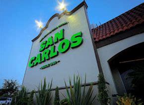 Restaurante San Carlos Monterrey. Salones para eventos