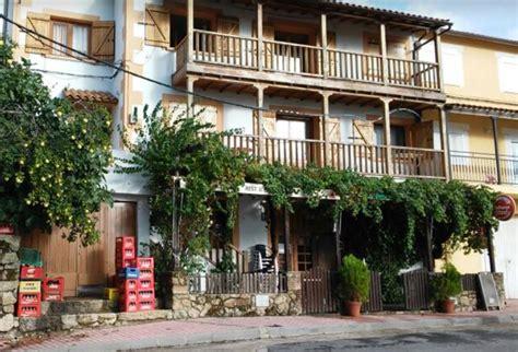 Restaurantes | Casa Rural Estrela | San Martín de Trevejo ...