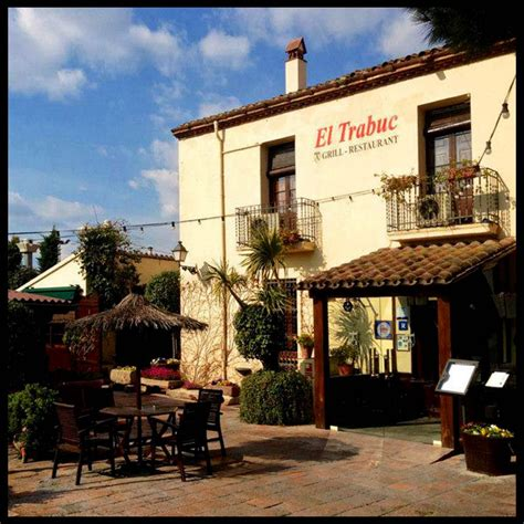 Restaurantes con * MJ: EL TRABUC | Granollers