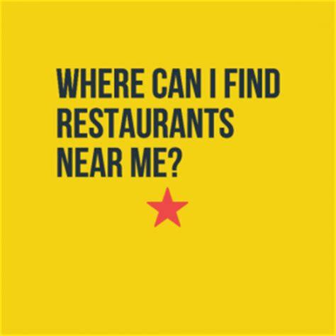 Restaurants Near Me   PlacesNearMeNow