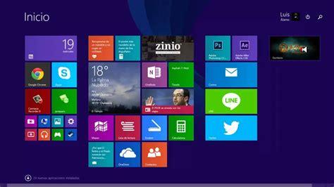 Restaurar iconos de inicio en Windows 8 borrados por ...