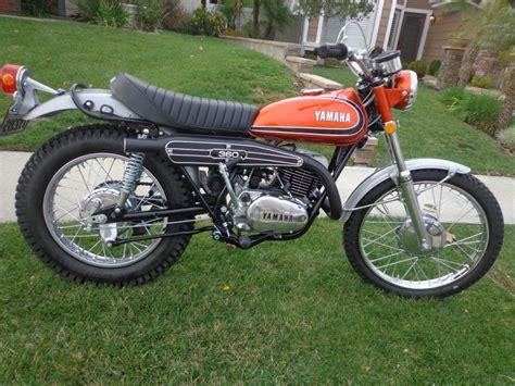 Restored Yamaha RT3 360 Enduro   1973 Photographs at ...