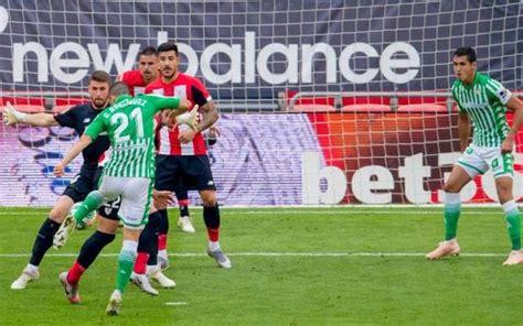 Resultado Athletic Bilbao vs Real Betis – J30 – La Liga