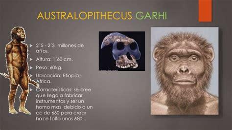 Resultado de imagen de australopithecus garhi | Etiopía