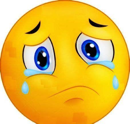 Resultado de imagen de CARITAS TRISTES   Emoticon triste ...