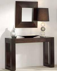 Resultado de imagen de muebles recibidor moderno ...