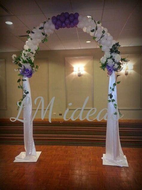 Resultado de imagen para arcos de globos para bodas en ...