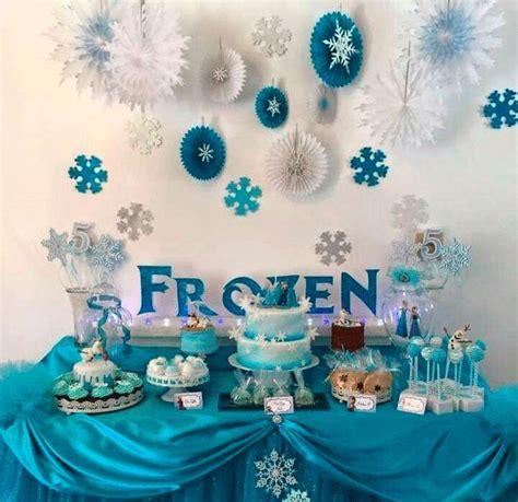 Resultado de imagen para cumpleaños de frozen | Cumpleaños ...