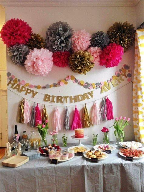 Resultado de imagen para decoracion de cumpleaños para ...
