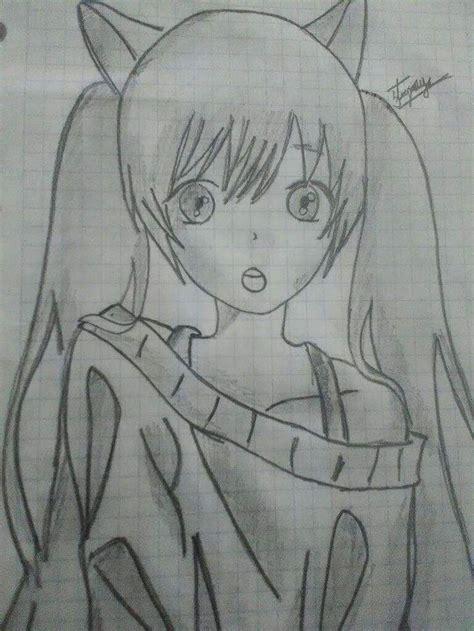 Resultado de imagen para dibujos a lapiz anime faciles ...