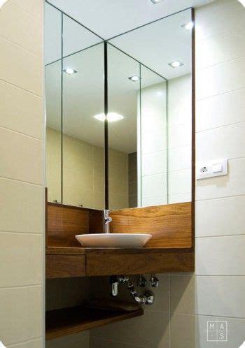Resultado de imagen para espejo en l para baño   Espejos ...