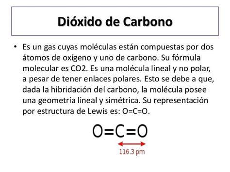 Resultado de imagen para formula del dioxido de carbono ...