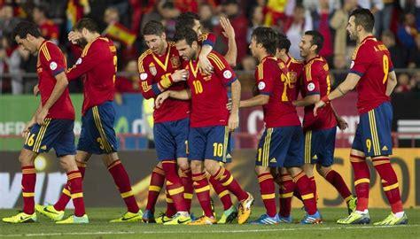 Resultado de imagen para fotos de seleccion española de ...