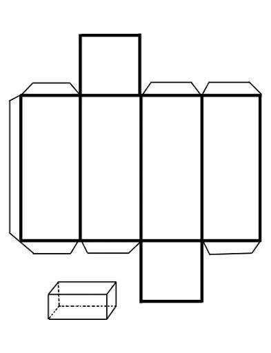 Resultado de imagen para plantillas de cuerpos geometricos ...