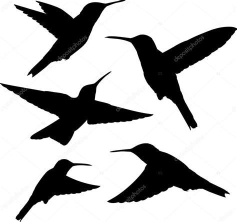 Resultado de imagen para siluetas de pajaros colibris para ...
