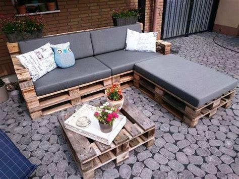 Resultado de imagen para sofa palets | Holzpaletten möbel ...