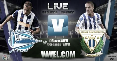 Resultado Deportivo Alavés   CD Leganés  2 0    VAVEL.com