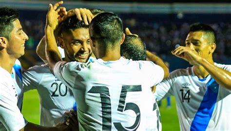Resultado en vivo del partido Guatemala vs. Ecuador ...