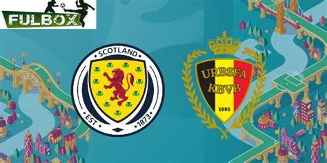 Resultado: Escocia vs Bélgica [Vídeo Resumen Goles ...