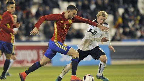 Resultado España   Austria sub 21 | Repesca Eurocopa
