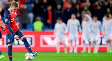 Resultado España vs Noruega HOY por Eurocopa 2020 ...