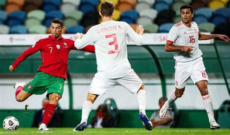 Resultado España vs Portugal hoy: 0 0 marcador final en ...