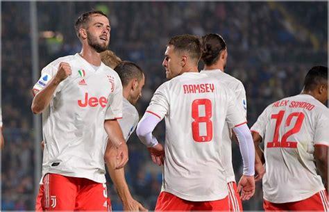 Resultado Final   Brescia 1 Juventus 2   Liga Italiana ...