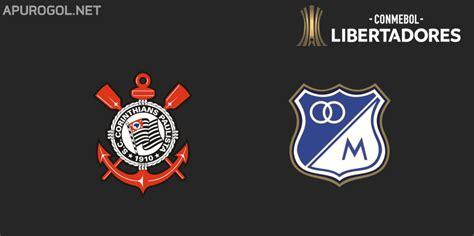 Resultado Final   Corinthians 0 Millonarios 1   Copa ...