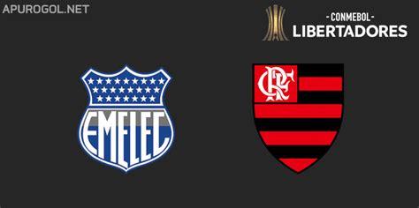 Resultado Final   Emelec 1 Flamengo 2   Copa Libertadores ...