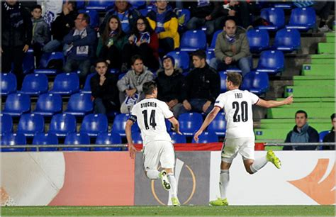 Resultado Final   Getafe 0 Basilea 1   UEFA Europa League ...