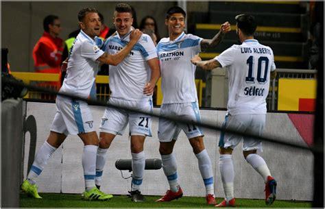 Resultado Final   Inter 0 Lazio 1   Liga Italiana 2018 ...