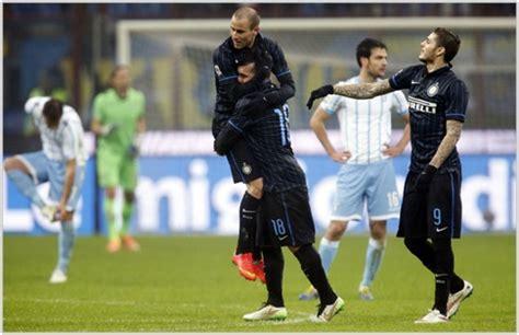 Resultado Final   Inter 2 Lazio 2   Liga Italiana Serie A ...