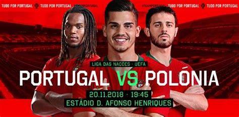 Resultado: Portugal vs Polonia [Vídeo Resumen  Goles] Liga ...