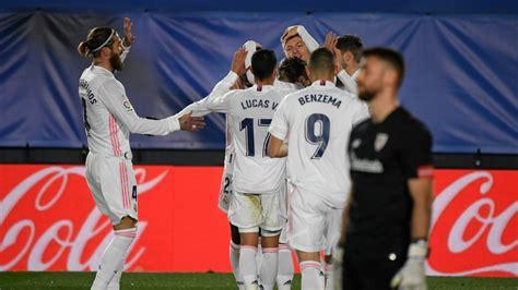 Resultado Real Madrid   Athletic: goles y resumen, en ...