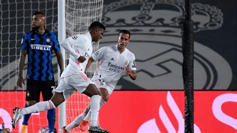 Resultado Real Madrid vs Inter de Milán por la Champions ...