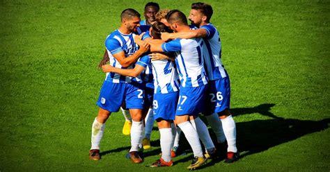 Resultados da 7.ª jornada do Campeonato de Portugal