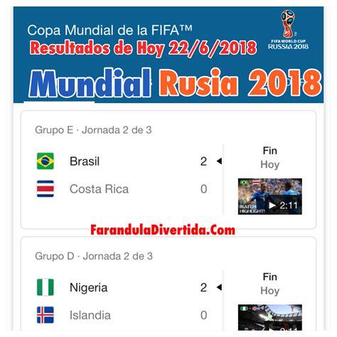Resultados De Futbol De Brasil De Hoy   Compartir Fútbol