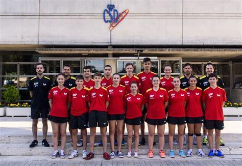 Resultados de la Selección Española en el Campeonato de ...