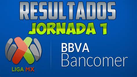 Resultados Jornada 1 | Tabla General | Clausura 2015 ...