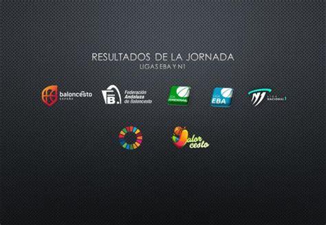Resultados partidos nacionales, Liga Femenina 2, Liga EBA ...