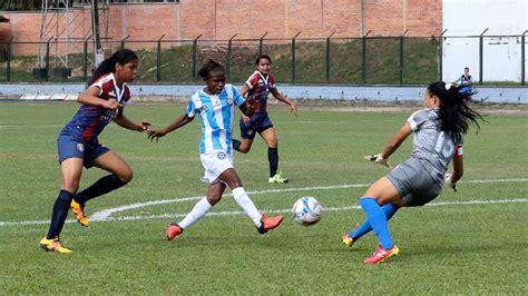 Resultados y partidos de la 1ra fecha de la Liga Femenina ...