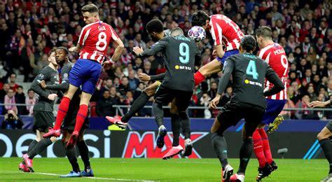 [RESUMEN] Atlético de Madrid vs Liverpool EN VIVO vía ESPN ...