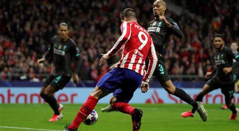 [RESUMEN] Atlético Madrid vs Liverpool EN VIVO vía ESPN 2 ...