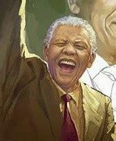 RESUMEN DE HISTORIA : BIOGRAFÍA DE NELSON MANDELA  RESUMEN