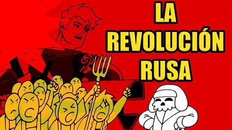 RESUMEN DE LA REVOLUCIÓN RUSA   YouTube