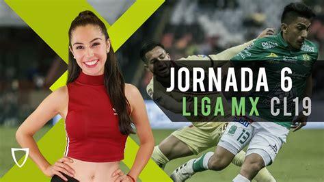 Resumen Goles Jornada 6   Liga MX Clausura 2019   FUTBOL ...