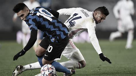 Resumen Inter vs. Real Madrid en UEFA Champions League ...