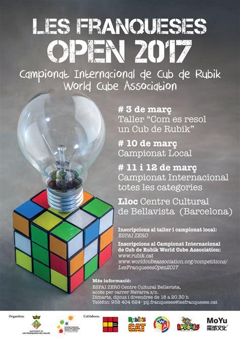 Resumen Les Franqueses Open 2017   Ibero Rubik