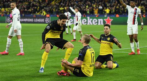 [RESUMEN] PSG vs Dortmund EN DIRECTO GRATIS LIVE STREAM ...
